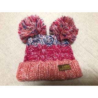 シシュノン(SiShuNon)のベビー ニット帽(帽子)