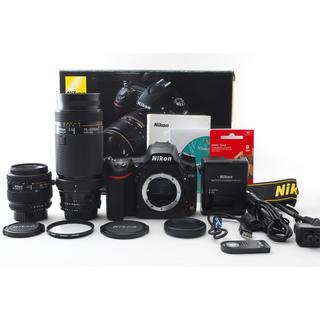 ニコン(Nikon)の★極上★Nikon ニコン D750 超望遠ダブルレンズ(デジタル一眼)