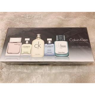 カルバンクライン(Calvin Klein)のカルバンクライン メンズ香水セット(香水(男性用))