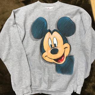 ディズニー(Disney)のディズニー ミッキーマウス スウェット(トレーナー/スウェット)