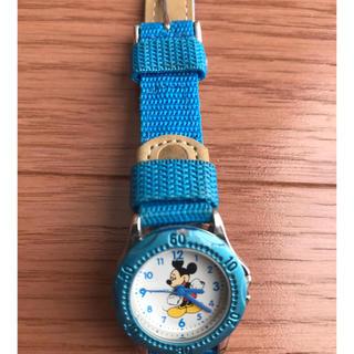 ディズニー(Disney)の子供用 Disneyミッキー腕時計(腕時計)
