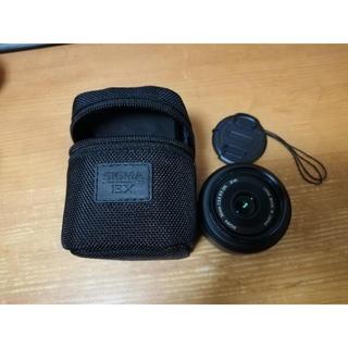 シグマ(SIGMA)の30mm F2.8 EX DN MFT 単焦点 標準 レンズ(レンズ(単焦点))