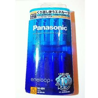 Panasonic - エネループ  単3形電池 8本 パナソニック