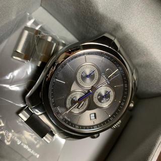 シーケーカルバンクライン(ck Calvin Klein)のカルバンクライン メンズ 腕時計 calvin krain SALE(腕時計(アナログ))