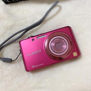 パナソニック(Panasonic)のPanasonic FH7 LUMIXデジカメ(コンパクトデジタルカメラ)