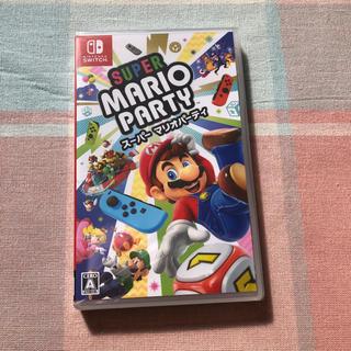 Nintendo Switch - 新品未開封 マリオパーティ Switch スイッチ  ソフト 送料無料
