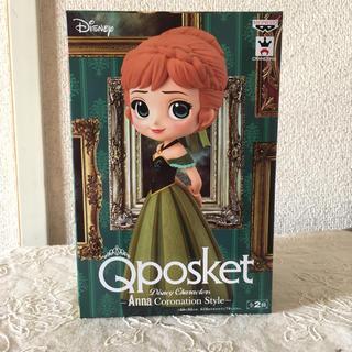 Disney - Qposket フィギュア ディズニー アナ