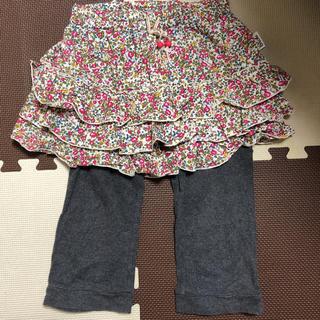 チッカチッカブーンブーン(CHICKA CHICKA BOOM BOOM)のチッカチッカブーンブーン  スカッツ  130cm(スカート)