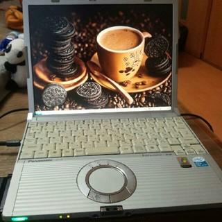 パナソニック(Panasonic)のノートパソコン パナソニック レッツノートCF-T5 即購入OK! (ノートPC)
