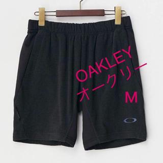 オークリー(Oakley)の値下げ♡ 新品■M■12,960円 【オークリー】フリース ショートパンツ(ウォーキング)