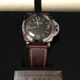 オフィチーネパネライ(OFFICINE PANERAI)のパネライ pam00673マリーナミリターレ1950(腕時計(アナログ))