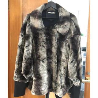 ステラマッカートニー(Stella McCartney)のクーカイ フェイクファーコート(毛皮/ファーコート)