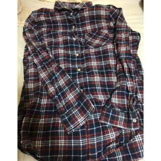 シネマクラブ(CINEMA CLUB)のチェックシャツ(シャツ/ブラウス(長袖/七分))