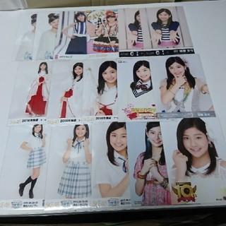 エスケーイーフォーティーエイト(SKE48)のSKE48 後藤楽々 生写真 まとめ売り(アイドルグッズ)