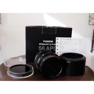 富士フイルム - 超美品 XF レンズ フジノンレンズ XF56mmF1.2 R APD