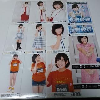 エスケーイーフォーティーエイト(SKE48)のSKE 48 水野愛理 生写真 まとめ売り 1(アイドルグッズ)