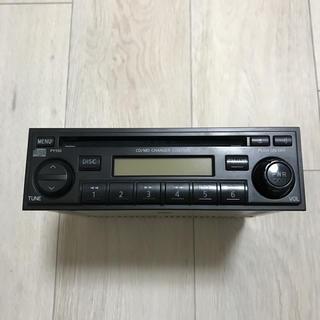 パナソニック(Panasonic)の日産純正 CDオーディオ 中古品(カーオーディオ)