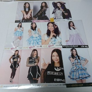 エスケーイーフォーティーエイト(SKE48)のSKE 48 古畑奈和 生写真 まとめ売り 1(アイドルグッズ)