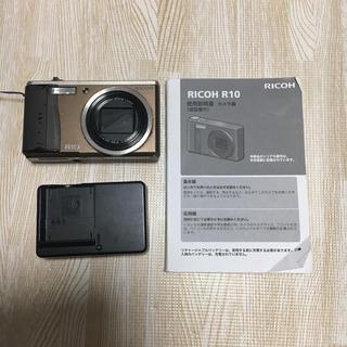 リコー(RICOH)のRICOH R10 デジカメ(コンパクトデジタルカメラ)
