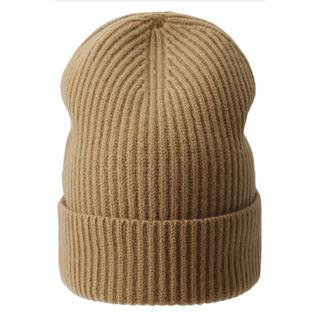 エンフォルド(ENFOLD)のnagonstans  ナゴンスタンス リブニットキャップ(ニット帽/ビーニー)