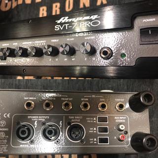 Ampeg  SVT-7 PRO ベースヘッドアンプ(ベースアンプ)