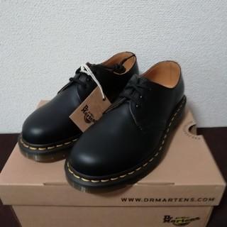 ドクターマーチン(Dr.Martens)の★UK7★ ドクターマーチン 3ホール(ブーツ)