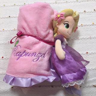 ディズニー(Disney)のラプンツェル ♡ ブランケット(毛布)