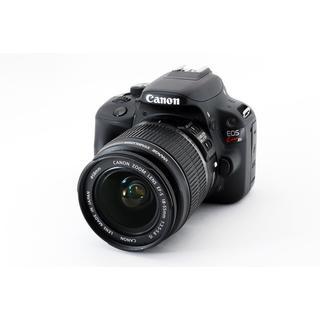 Canon - ★最軽量一眼!WiFiカード付き★キャノン Kiss X7 レンズセット