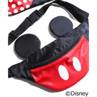 ディズニー(Disney)の値下げ! WEGO ミッキー バッグ ショルダー(ショルダーバッグ)