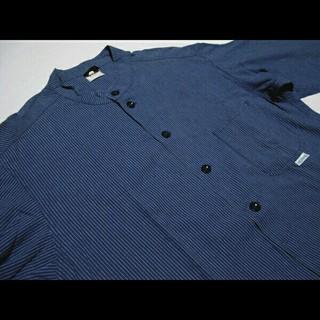 ケンペル(KEMPEL)のKEMPEL ケンペル × BALANCE+HARMONY プルオーバーシャツ(シャツ)