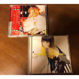 カウイジャミール(KAWI JAMELE)の美品!加藤ミリヤ*CD+DVD セット(ポップス/ロック(邦楽))