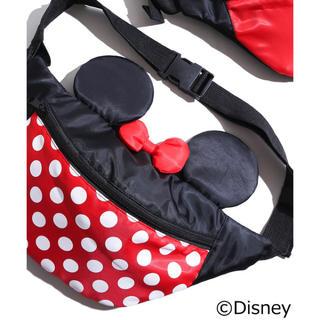 ディズニー(Disney)のびっくり値下げ!WEGO ミニー バッグ  ショルダー(ショルダーバッグ)