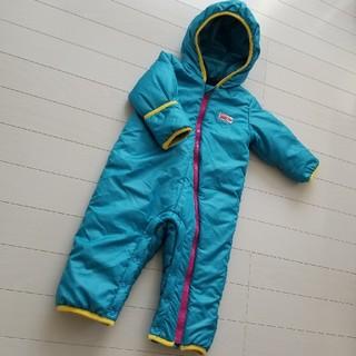 パタゴニア(patagonia)のパタゴニア×ストンプ・スタンプ ジャンプスーツ 80cm■Patagonia(ジャケット/コート)