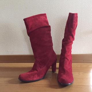 ナンバーヨンジューヨン(n°44)のNo44 ブーツ サイズ39(ブーツ)
