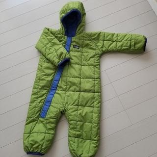 パタゴニア(patagonia)のPatagonia リバーシブル ジャンプスーツ 90cm■パタゴニア(ジャケット/上着)