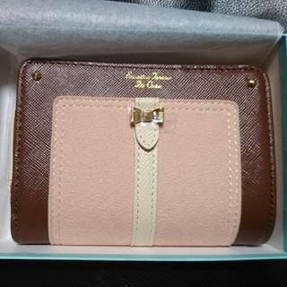 サマンサタバサプチチョイス(Samantha Thavasa Petit Choice)のサマンサタバサプチチョイス 二つ折財布(財布)
