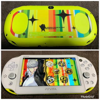 PlayStation Vita - vita ペルソナ4 送料無料