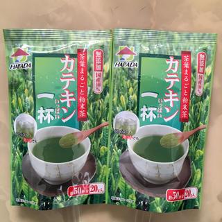 きらきら様 専用*新品 粉末緑茶 2袋*(茶)