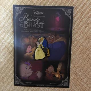 ディズニー(Disney)の美女と野獣ピンバッチ(その他)