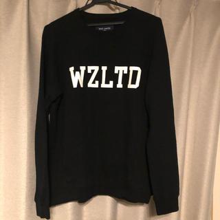 ウィズ(whiz)のwhiz limited スウェット 黒 L(スウェット)
