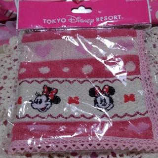 Disney - ミニタオル