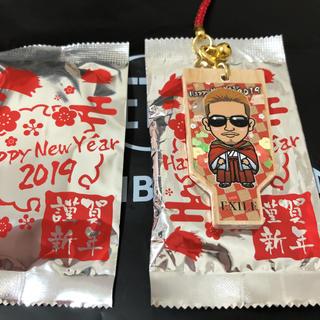 EXILE ATSUSHI 羽子板ストラップ