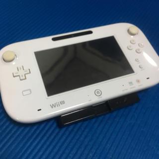 Wii U - Wii U ゲームパッド&バッテリースタンド