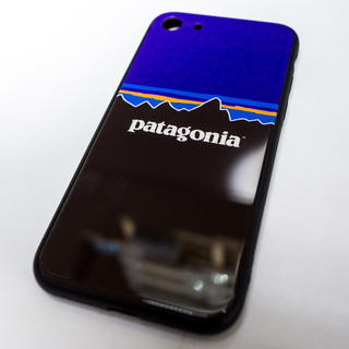 patagonia - パタゴニアiPhoneケース6/7/8/8P/X/XS/Max/XR用Fitz2
