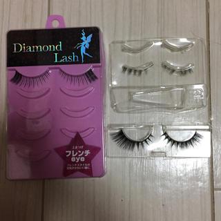 ダイヤモンドビューティー(Diamond Beauty)のつけまつげ3点セット(つけまつげ)