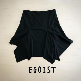 エゴイスト(EGOIST)のEGOIST フレアスカート フォーマル スカート(ひざ丈スカート)