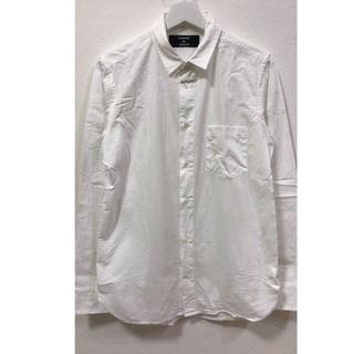 カバンドズッカ(CABANE de ZUCCa)の長袖シャツ CABANE de ZUCCA サンプル品(シャツ)