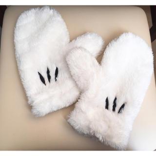 ディズニー(Disney)のDisney ミッキーの手袋(手袋)