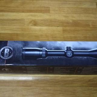 ブッシュネル ライフルスコープ Bushnell TROPHY 新品 未開封(モデルガン)