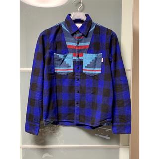 ウィズ(whiz)のWhiz Limited チェック ネルシャツ Mサイズ Lump(シャツ)